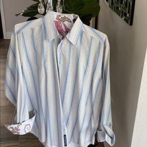 Robert Graham Button sown dress shirt